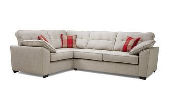 Right Hand Facing 3 Seater Corner Sofa Keeper
