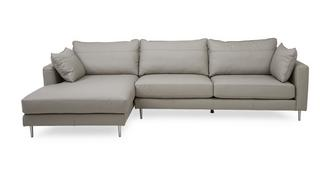 Mazzini Left Hand Facing Chaise End Sofa