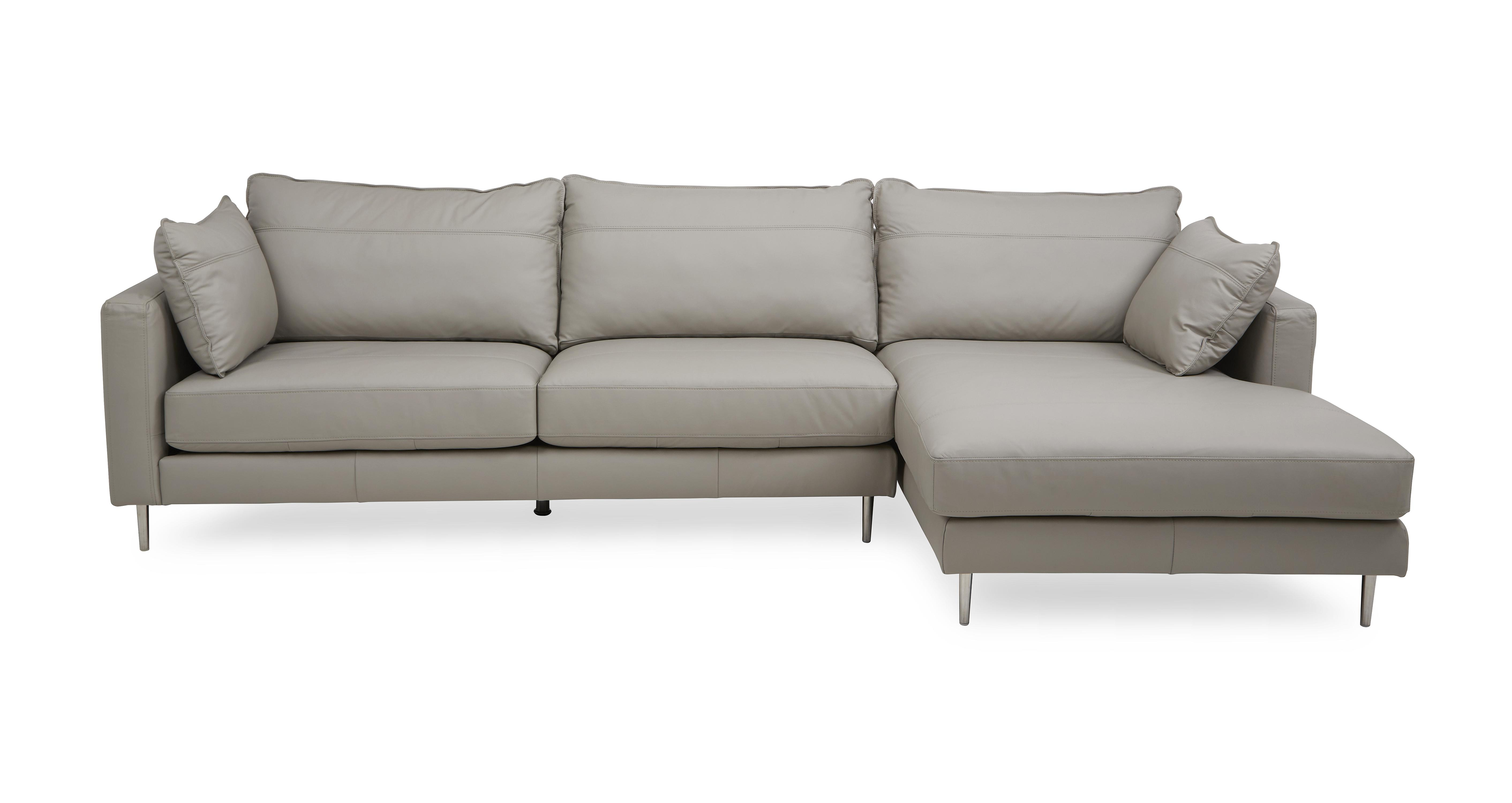 Mazzini right hand facing chaise end sofa peru dfs for Chaise end sofas