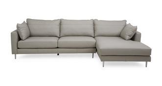 Mazzini Right Hand Facing Chaise End Sofa