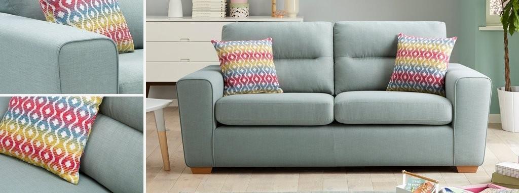 Meeky 3 Seater Sofa