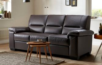Mellow 3 Seater Sofa Hazen