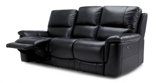 About the Melville: 3 Seater Power Recliner Sofa