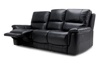 3 Seater Power Plus Recliner Sofa