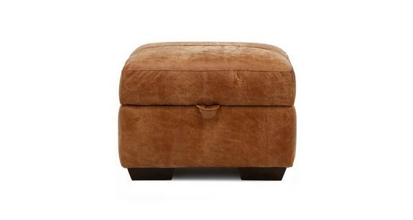 Mendez Storage Footstool