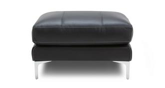 Mercure Rectangular Footstool