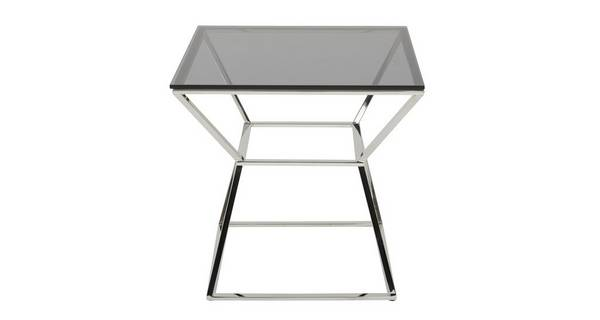 Mercury Square Lamp Table