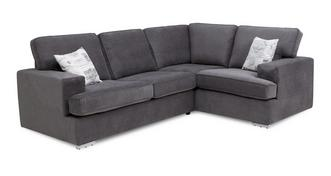 Merit Left Hand Facing 2 Seater Corner Sofa