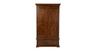 Merlot Bedroom Combination Wardrobe