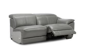 Right Hand Facing 1 Arm 2 Seat Manual Unit