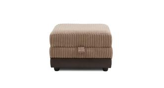 Miller Storage Footstool