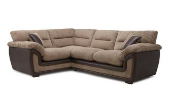 Right Hand Facing Arm 2 Piece Corner Sofa Samson