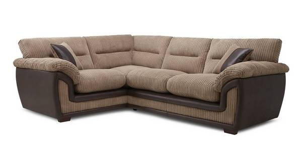 Miller Right Hand Facing Arm 2 Piece Corner Sofa