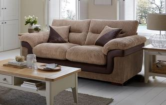 Milton Large 2 Seater Sofa Bed Samson