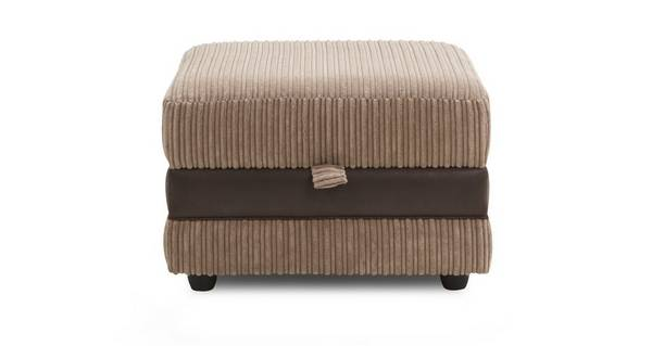 Milton Storage Footstool
