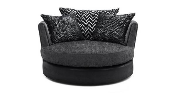 Mistra Large Swivel Chair
