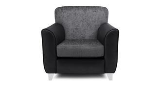 Mistra Plain Accent Chair