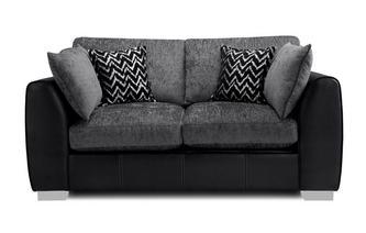 Formal Back 2 Seater Sofa Carrara
