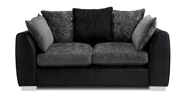 Mistra Pillow Back 2 Seater Sofa