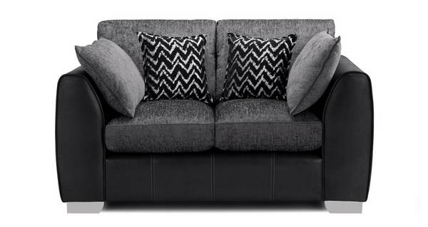 Mistra Formal Back Small 2 Seater Sofa