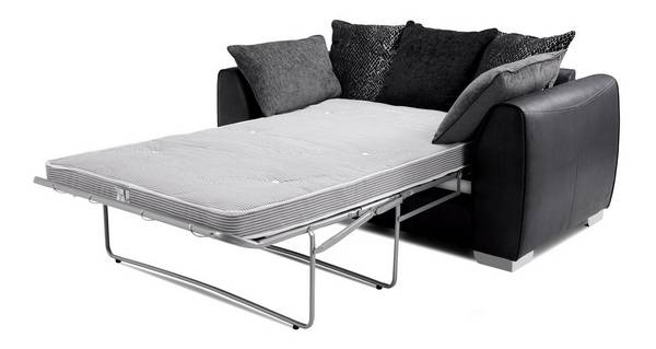 Mistra Pillow Back 2 Seater Deluxe Sofa Bed