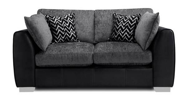 Mistra Formal Back 2 Seater Supreme Sofa Bed