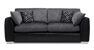 Mistra Formal Back 4 Seater Sofa