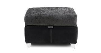 Mistra Plain Top Storage Footstool
