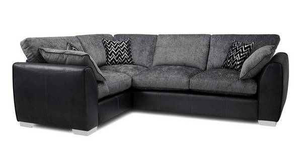 Mistra Formal Back Right Hand Facing 3 Seater Corner Sofa