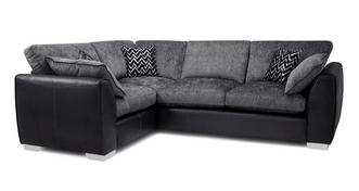 Mistra Formal Back Right Hand Facing Corner Deluxe Sofa Bed