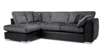Mistra Formal Back Right Hand Facing Open End Corner Sofa