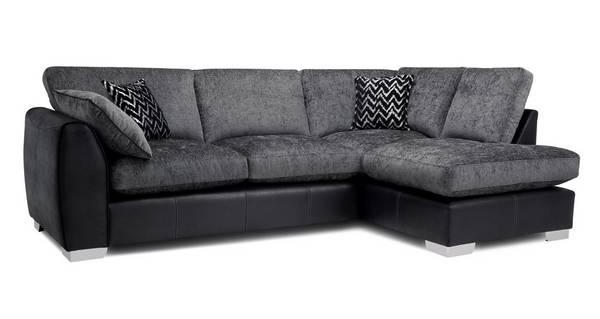 Mistra Formal Back Left Hand Facing Open End Corner Sofa