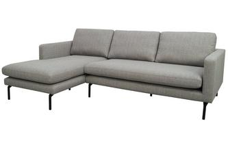 Left Hand Facing 3 Seat Chaise End Sofa