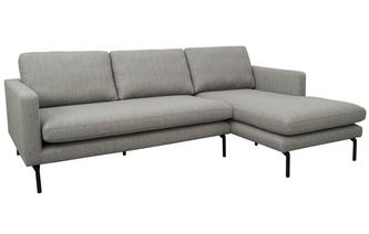 Right Hand Facing 3 Seat Chaise End Sofa