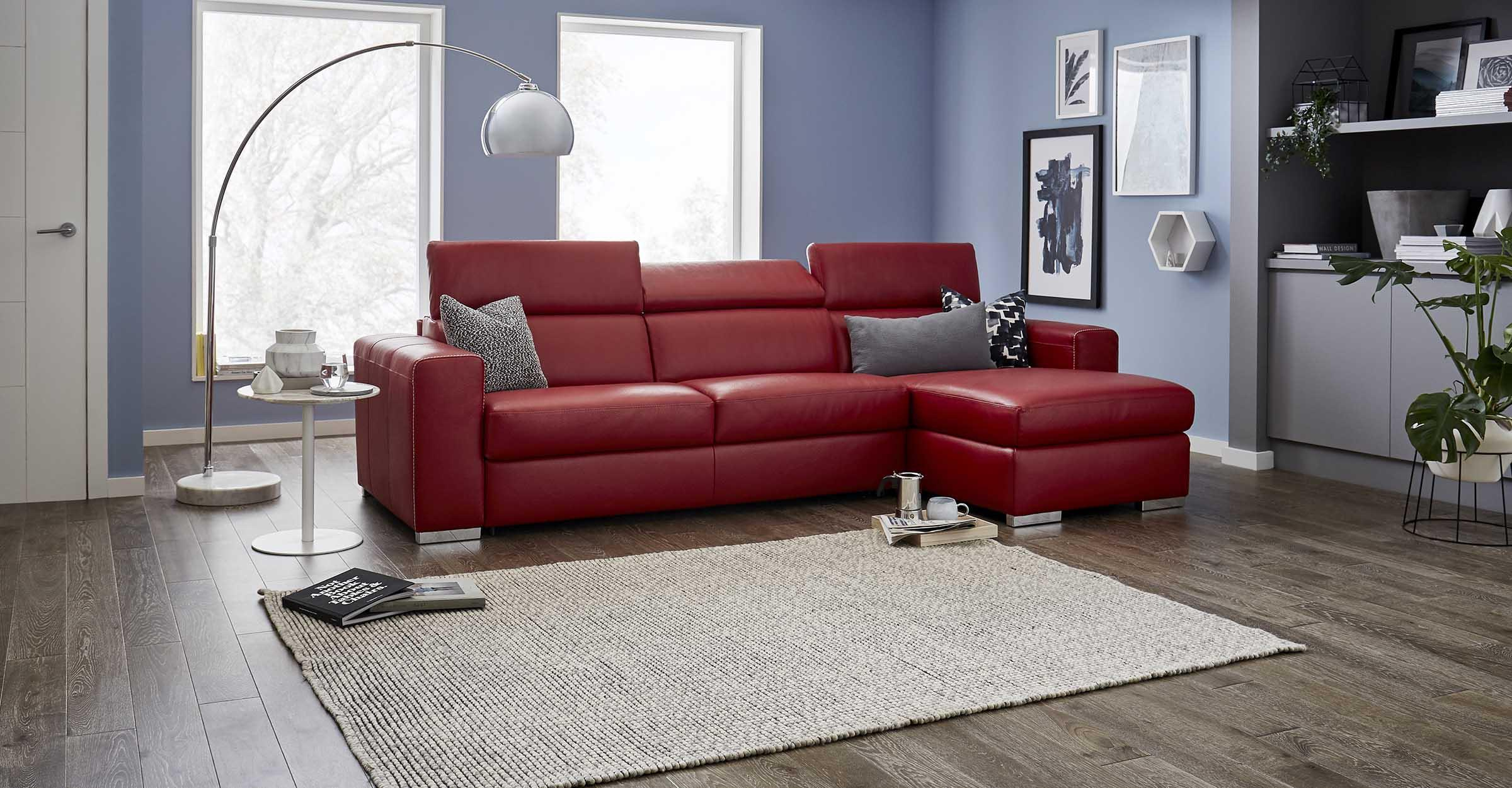 What are the benefits of a modular sofa?