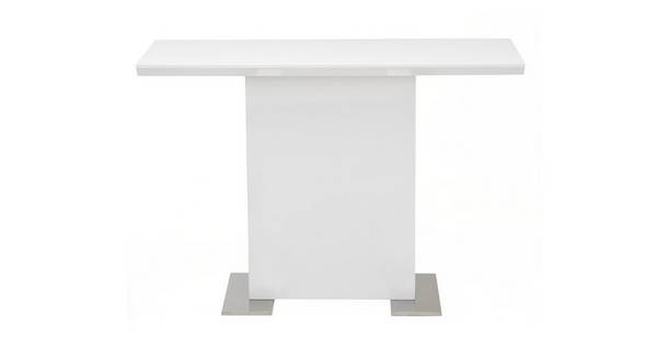 Monochrome Console Table