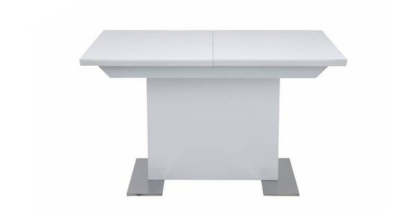 Monochrome Extending Dining Table