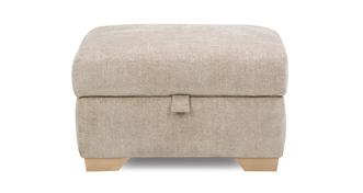 Montie Small Storage Footstool