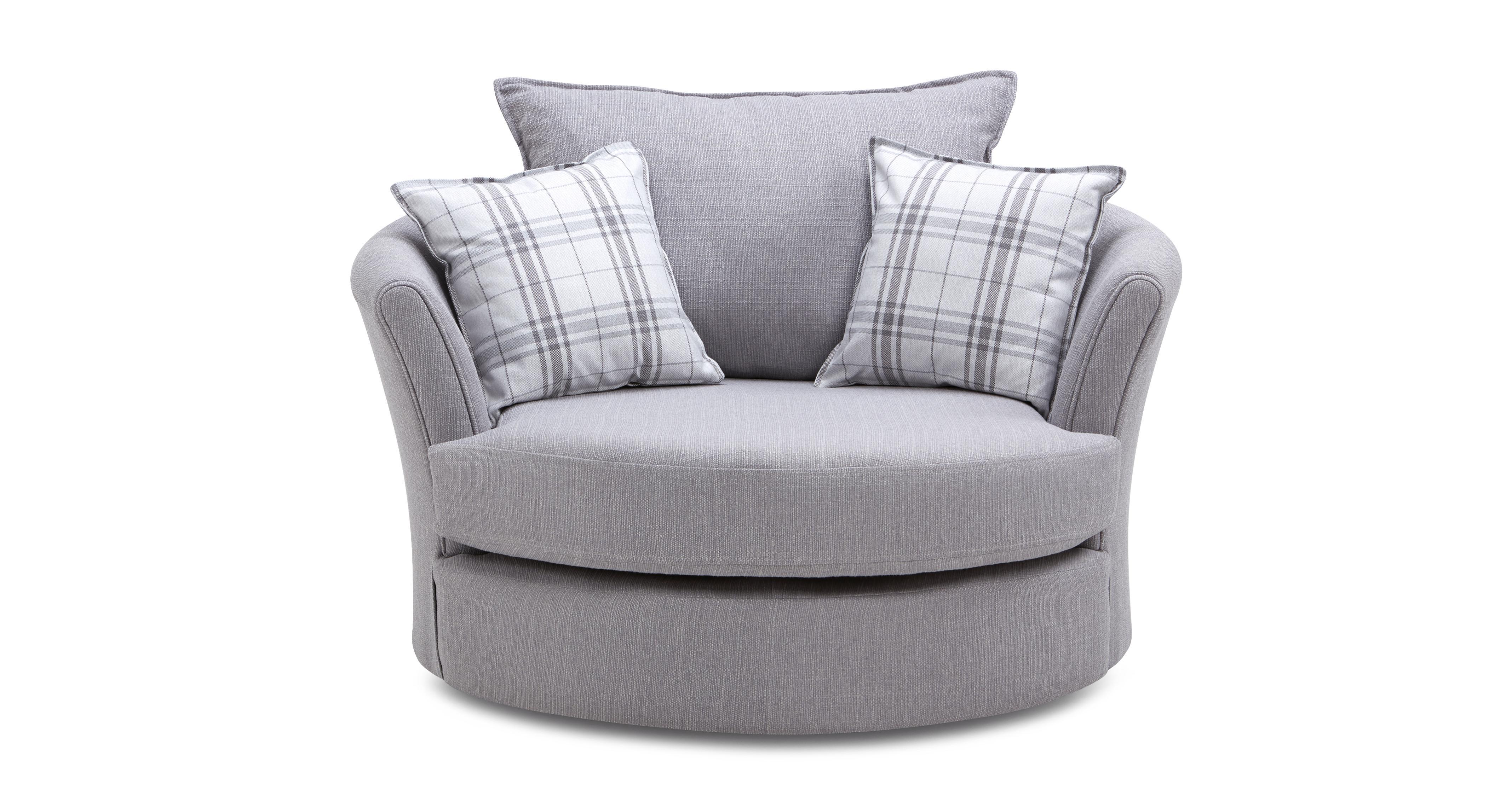 Monty Swivel Chair Arran