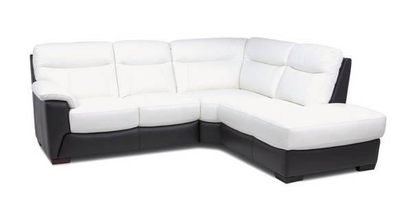 Morano Option A Left Hand Facing Arm 2 Piece Corner Sofa