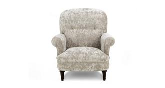 Moray Velvet Accent Chair