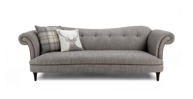 Charmant Moray: 4 Seater Sofa