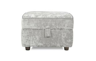 Plain Storage Footstool Moray Alternative