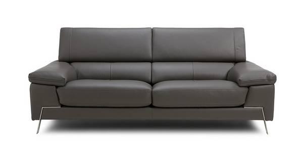 Moretti 3 Seater Sofa