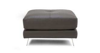 Moretti Rectangular Footstool
