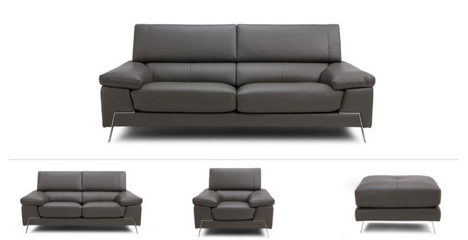 Latest Moretti Clearance 3 Seater Sofa 2 Seater Chair & Stool New Design - New Leather sofa Clearance Fresh