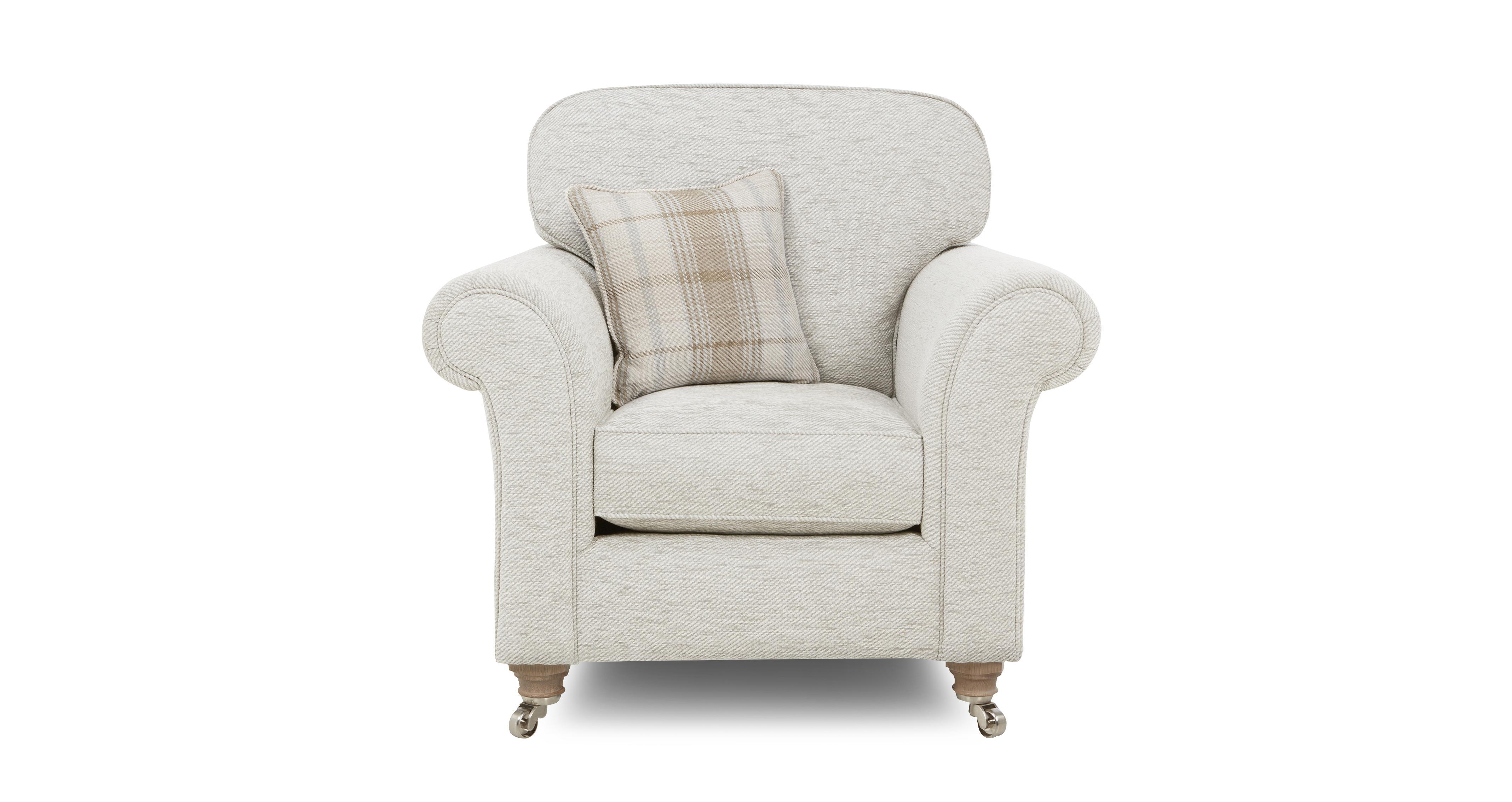 Morland Plain Body Armchair   DFS