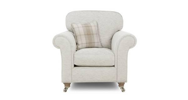 Morland Plain Body Armchair