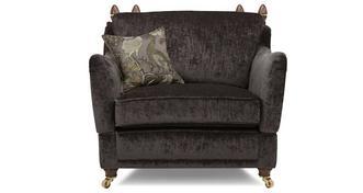 Morris Plain Cuddler Sofa