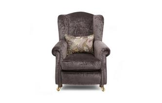 Plain Wing Chair